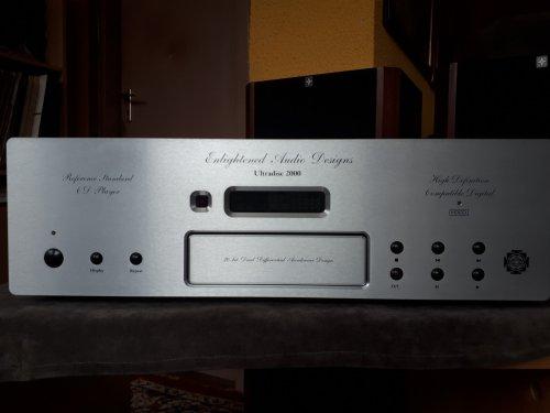 E A D Ultradisc 2000 cd-hd cd eladó