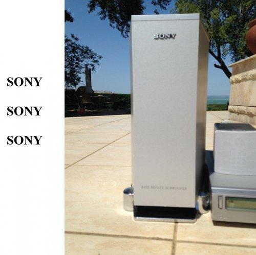 Sony DVD lejátszó és házimozi rendszer