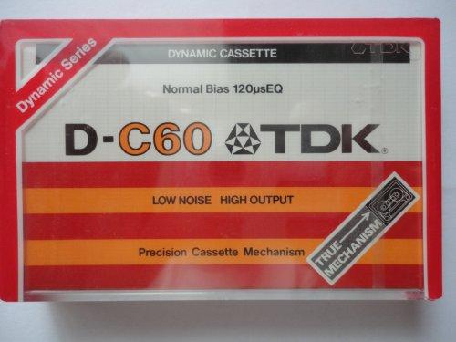 TDK D-C60 (1979)