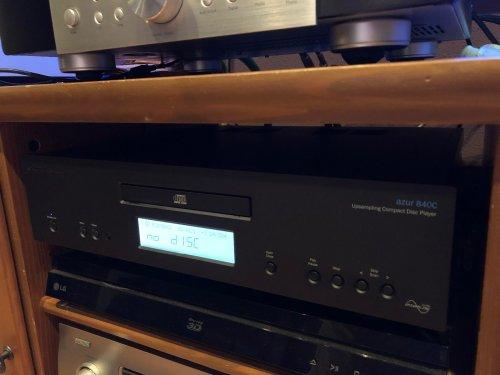 Cambridge Audio AZUR 840C